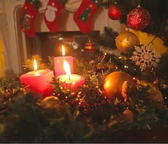 Fire Damage Tips for Staying Safe this Holiday Season