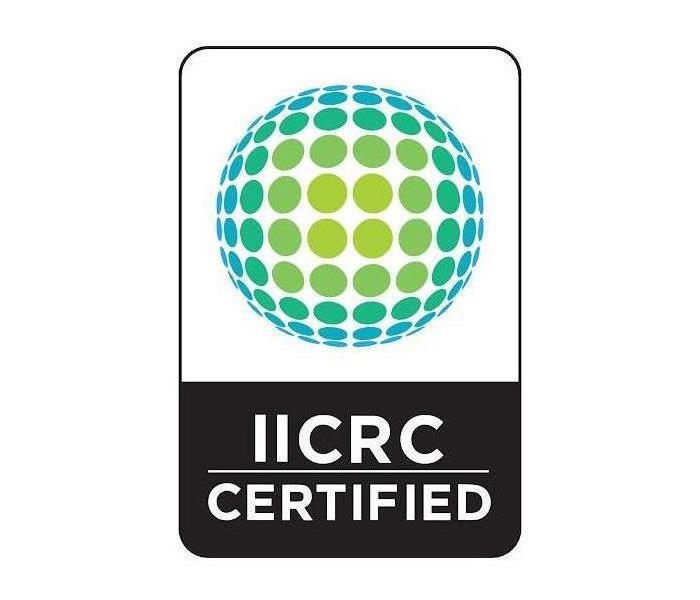 The IICRC logo.