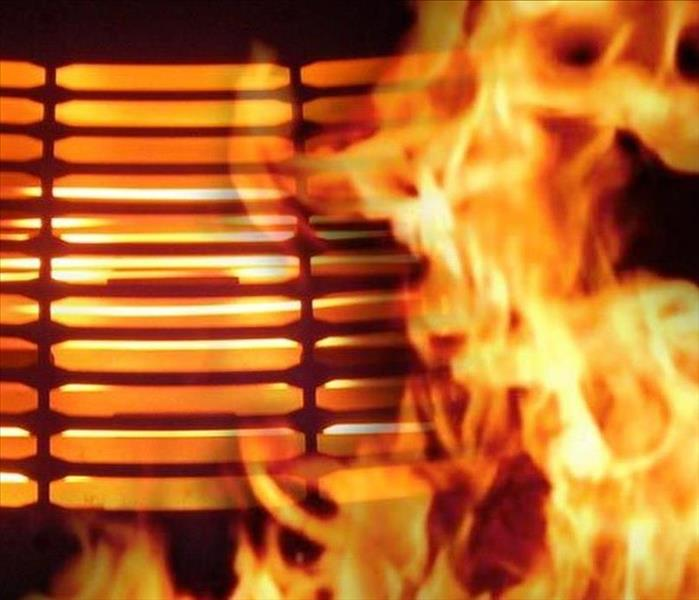 Fire Damage Safety Tips when using a Space Heater